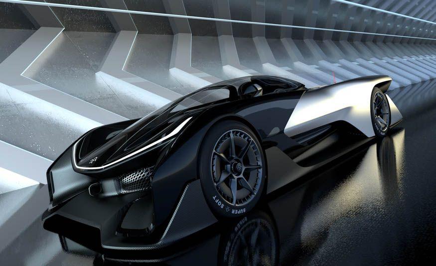Faraday Future FFZERO1 concept - Slide 16