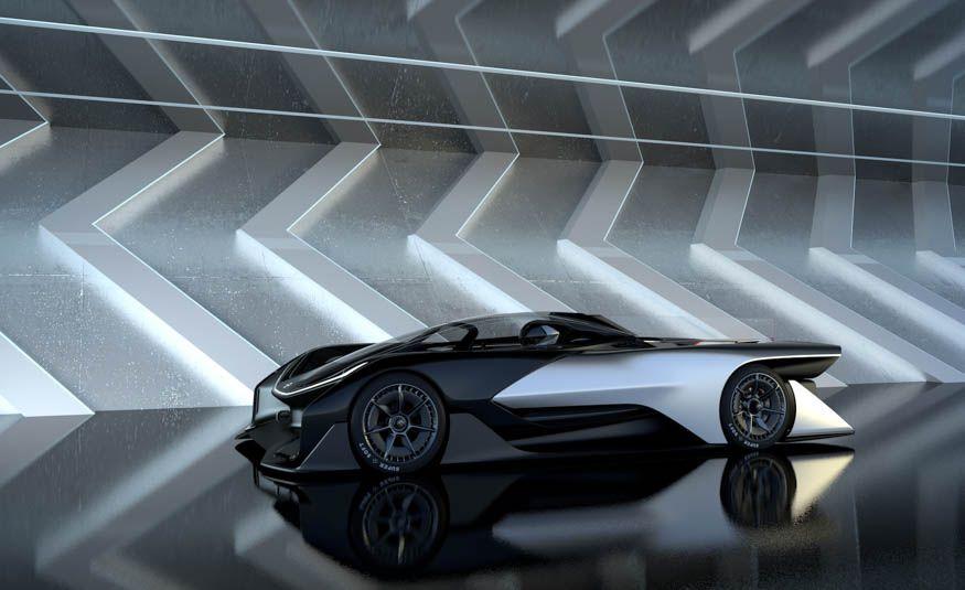 Faraday Future FFZERO1 concept - Slide 18