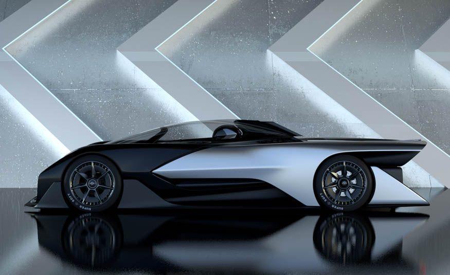 Faraday Future FFZERO1 concept - Slide 19