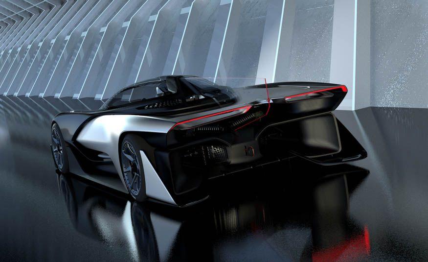 Faraday Future FFZERO1 concept - Slide 20