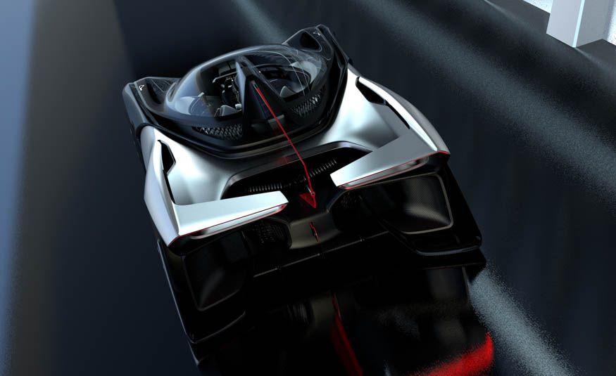 Faraday Future FFZERO1 concept - Slide 22