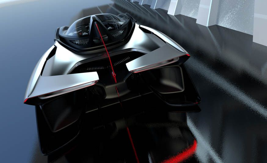 Faraday Future FFZERO1 concept - Slide 23