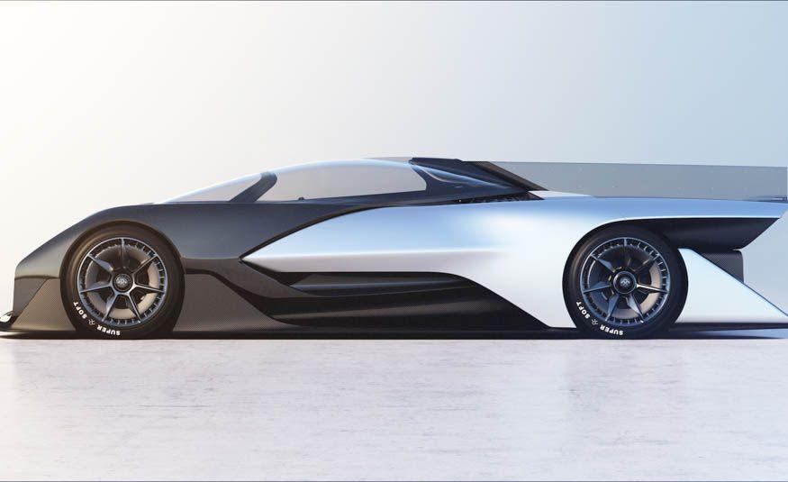 Faraday Future FFZERO1 concept - Slide 26