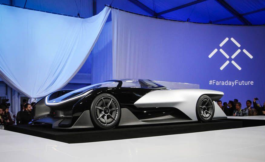 Faraday Future FFZERO1 concept - Slide 3
