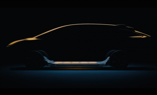 Faraday Future Teased Its First Production Sedan/Crossover/Thing, and Few People Noticed