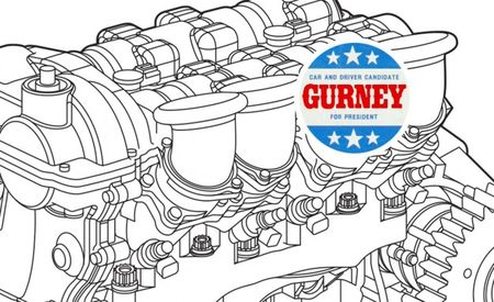 Gurney in 2016! Racing Great Developing Counter-Rotating, Twin-Crank Two-Cylinder Engine