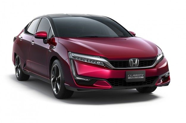 An All Electric Honda Clarity Is Coming In 2017 News Car And Driver