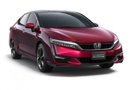 Honda Will Re-Enter the EV Race in 2017 with an All-Electric Version of Its Clarity