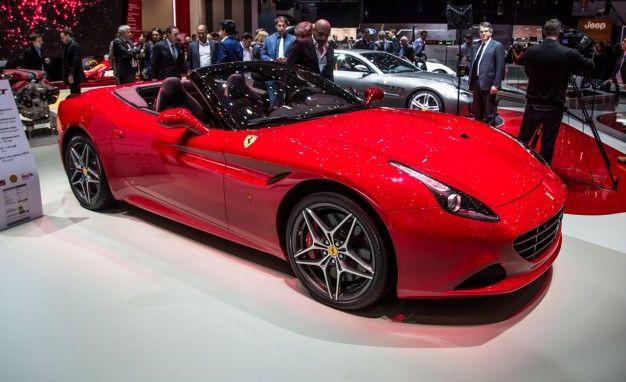 HS Rad: Ferrari California T Adds Handling Speciale Package