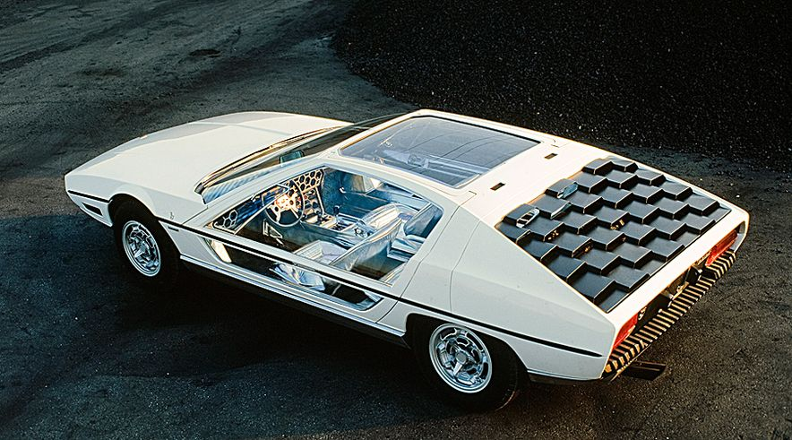 Doorstop Believin': 27 Incredible Concept Cars of the Wedge Era - Slide 2
