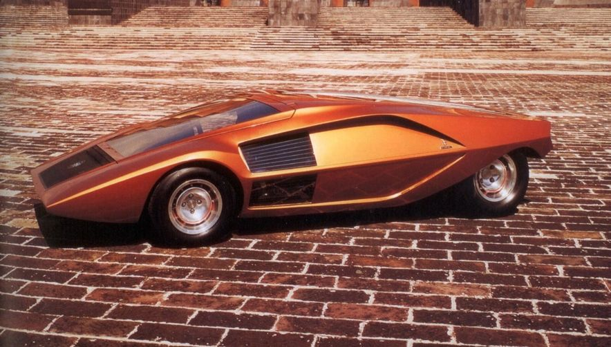 Doorstop Believin': 27 Incredible Concept Cars of the Wedge Era - Slide 14