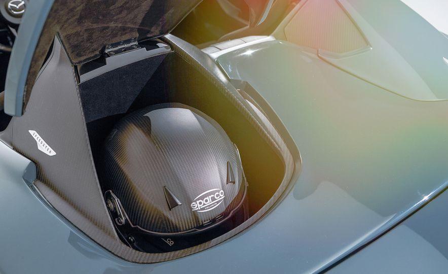 Mazda Miata Spyder concept and Mazda Miata Speedster concept - Slide 6