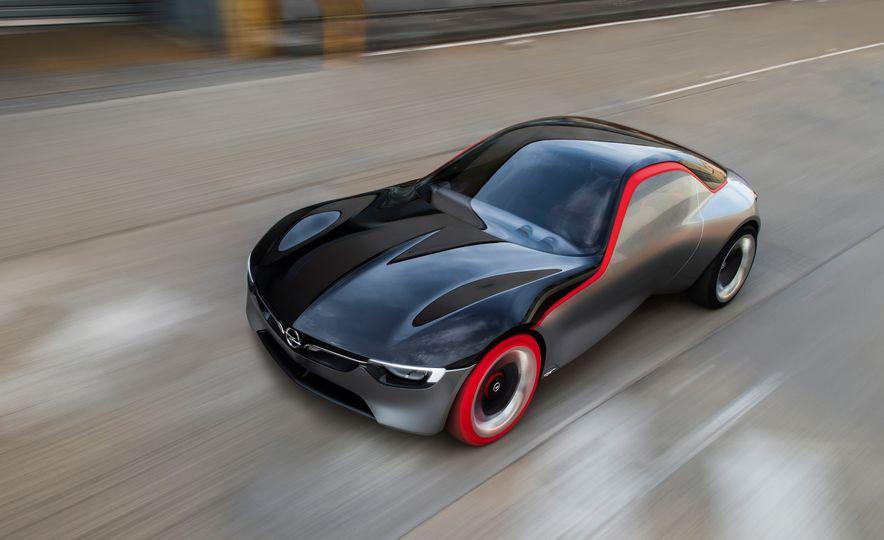 Opel GT concept - Slide 22