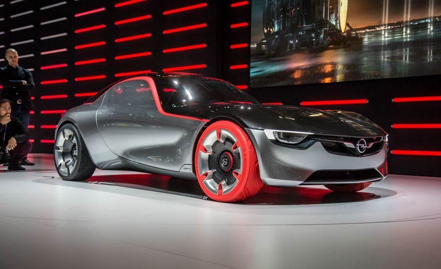 Opel GT concept - Slide 2