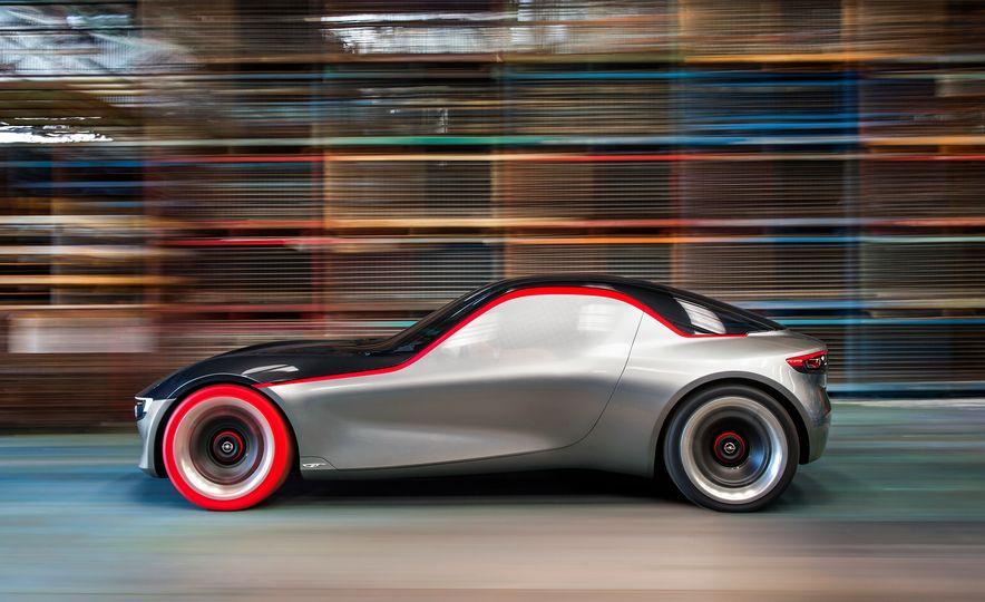 Opel GT concept - Slide 23