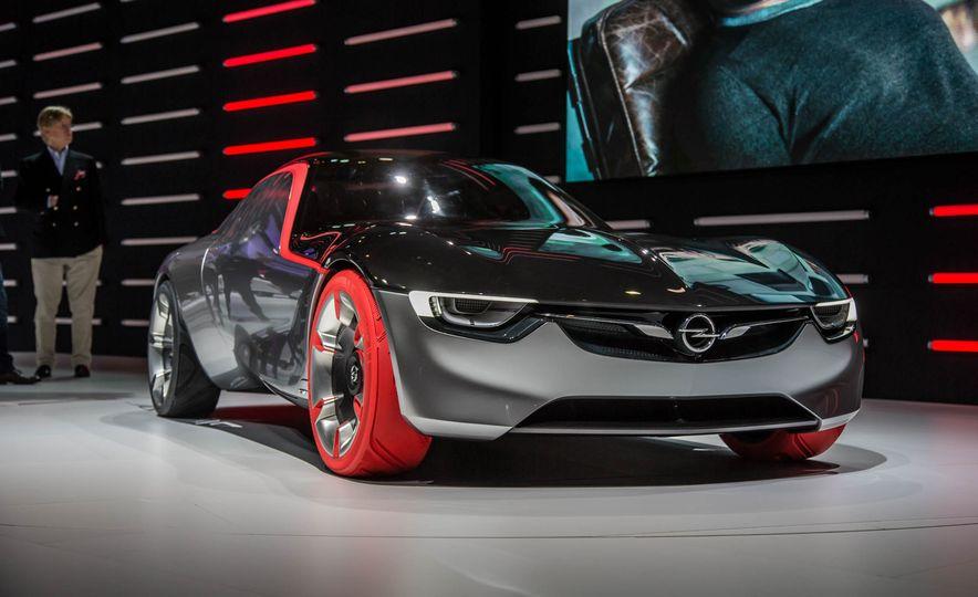 Opel GT concept - Slide 3