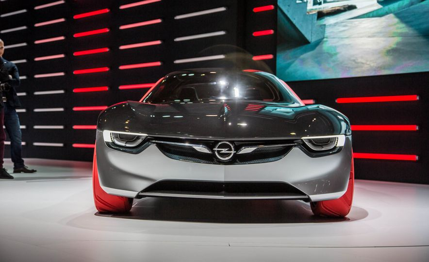 Opel GT concept - Slide 4