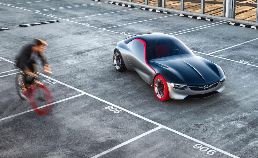 Opel GT concept - Slide 25