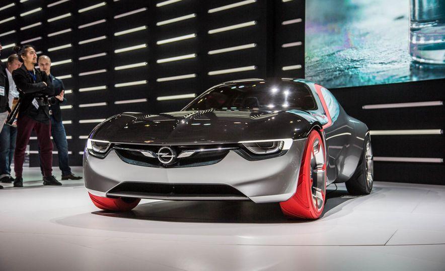 Opel GT concept - Slide 5