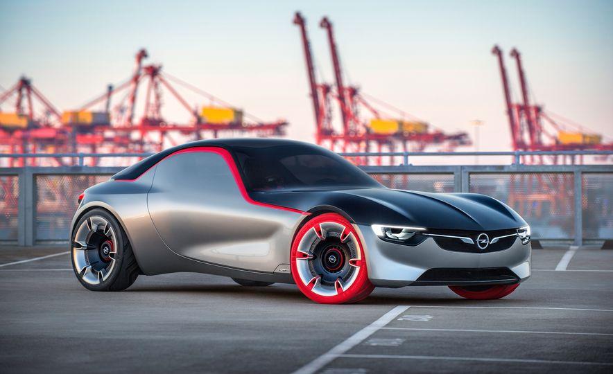 Opel GT concept - Slide 26