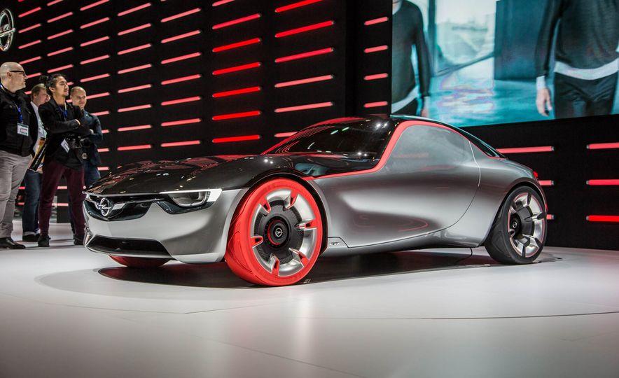 Opel GT concept - Slide 6