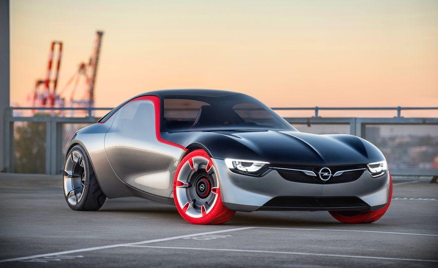 Opel GT concept - Slide 27