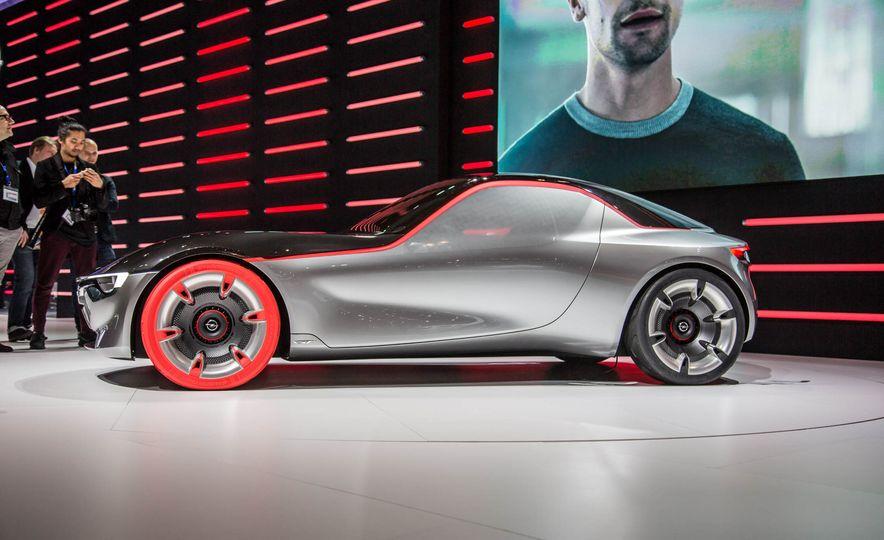 Opel GT concept - Slide 7