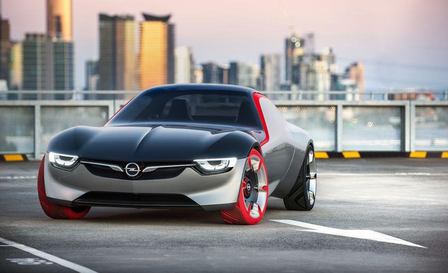 Opel GT concept - Slide 28