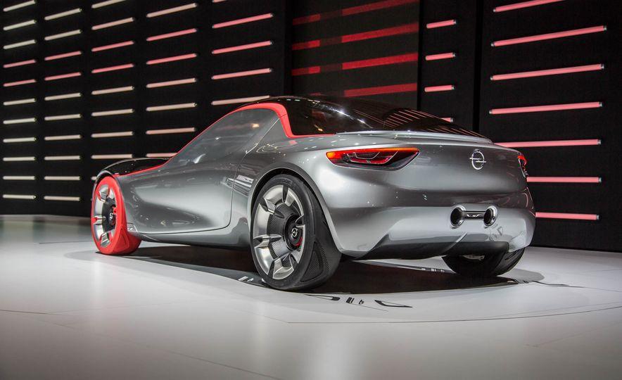 Opel GT concept - Slide 8