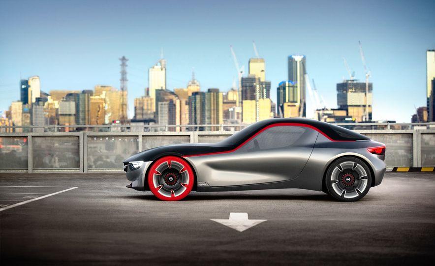 Opel GT concept - Slide 29
