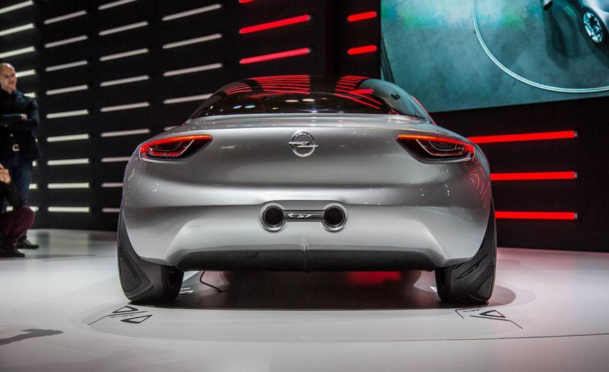 Opel GT concept - Slide 9