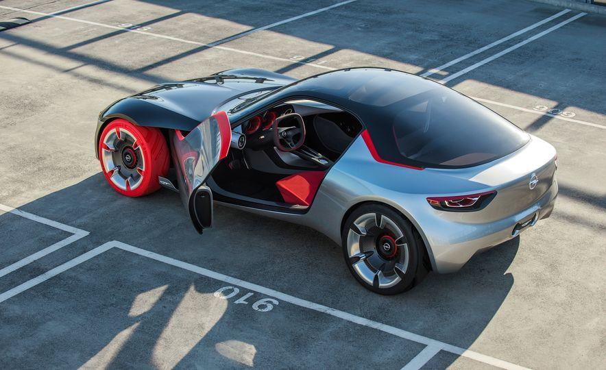 Opel GT concept - Slide 30