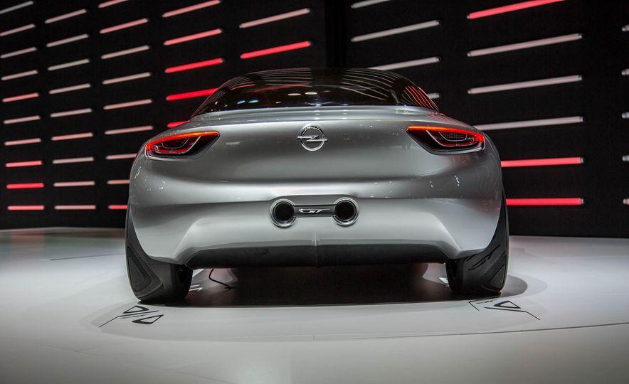 Opel GT concept - Slide 10