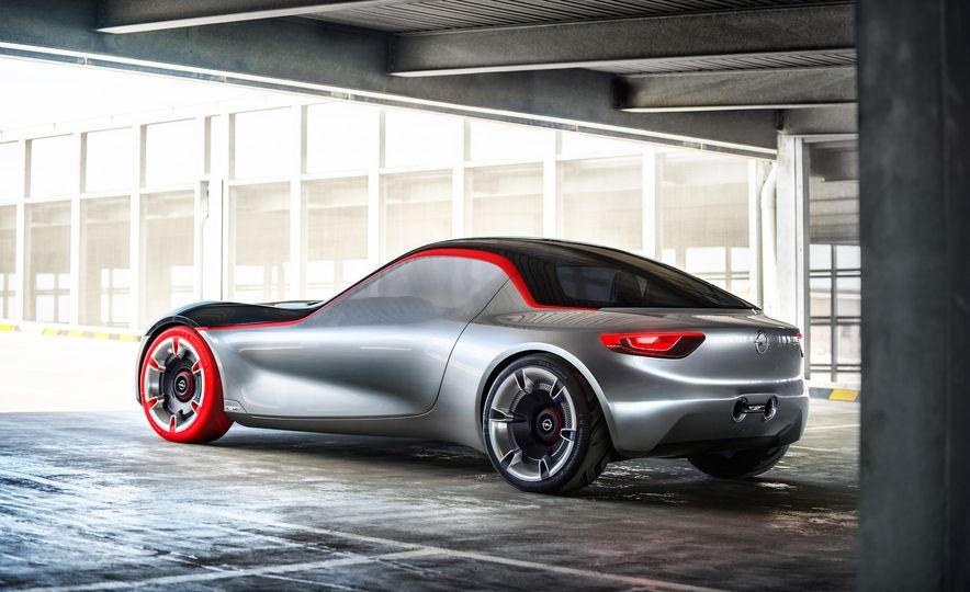Opel GT concept - Slide 31