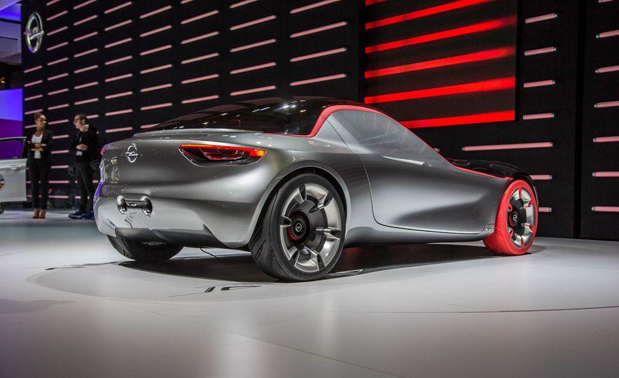 Opel GT concept - Slide 11