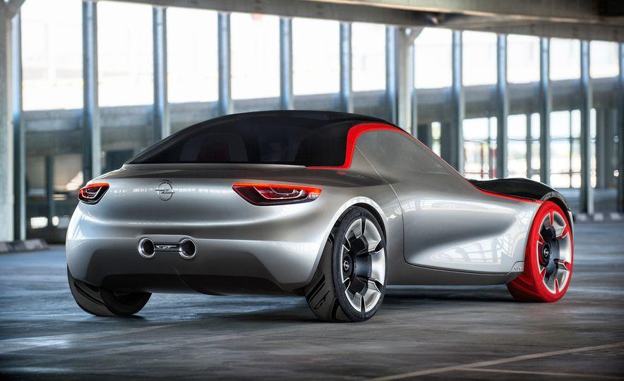 Opel GT concept - Slide 33