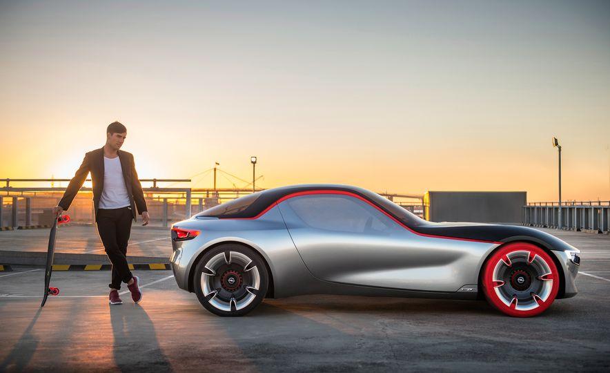Opel GT concept - Slide 34