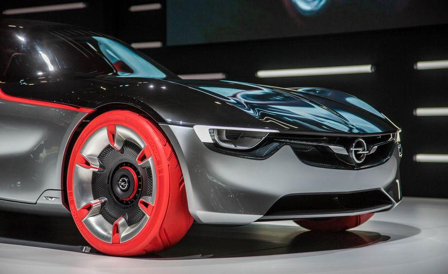 Opel GT concept - Slide 14