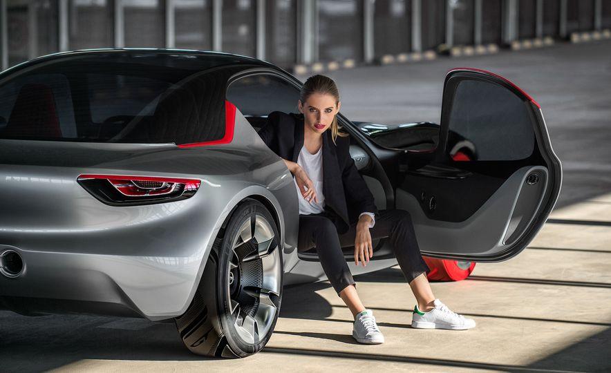 Opel GT concept - Slide 35