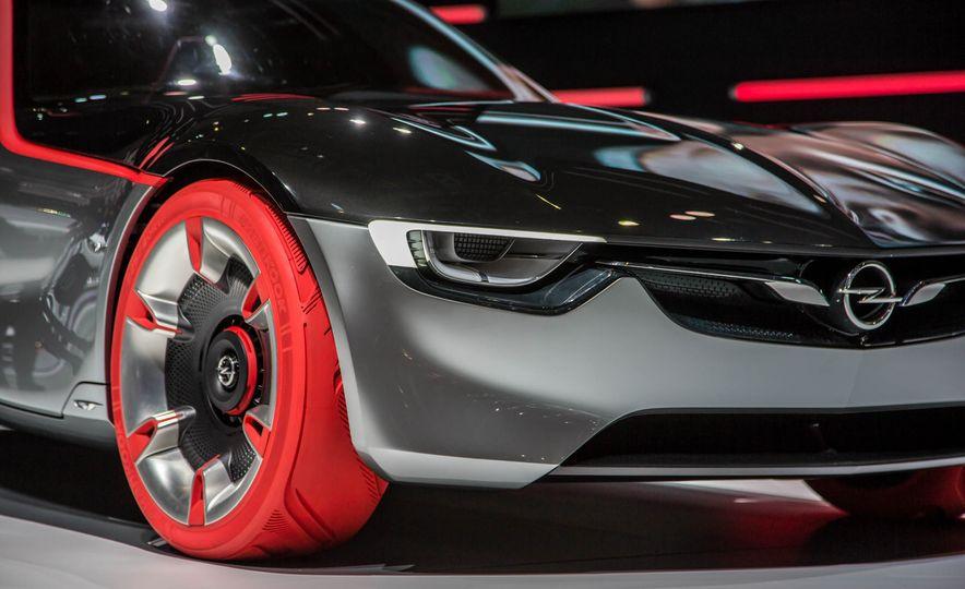Opel GT concept - Slide 15
