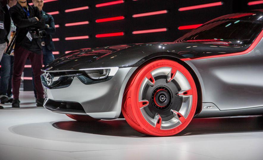 Opel GT concept - Slide 16