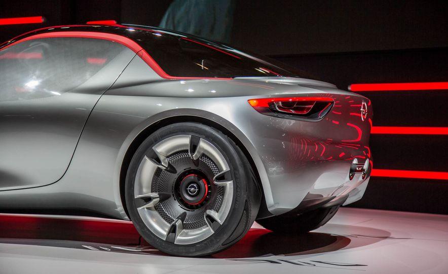 Opel GT concept - Slide 18