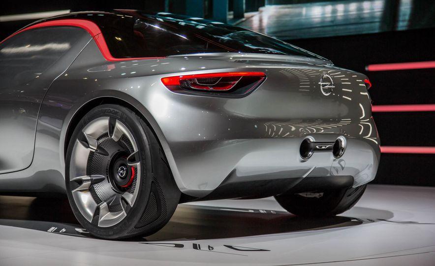 Opel GT concept - Slide 19