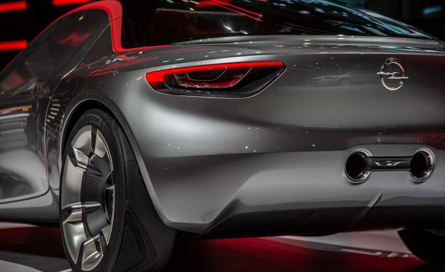 Opel GT concept - Slide 20