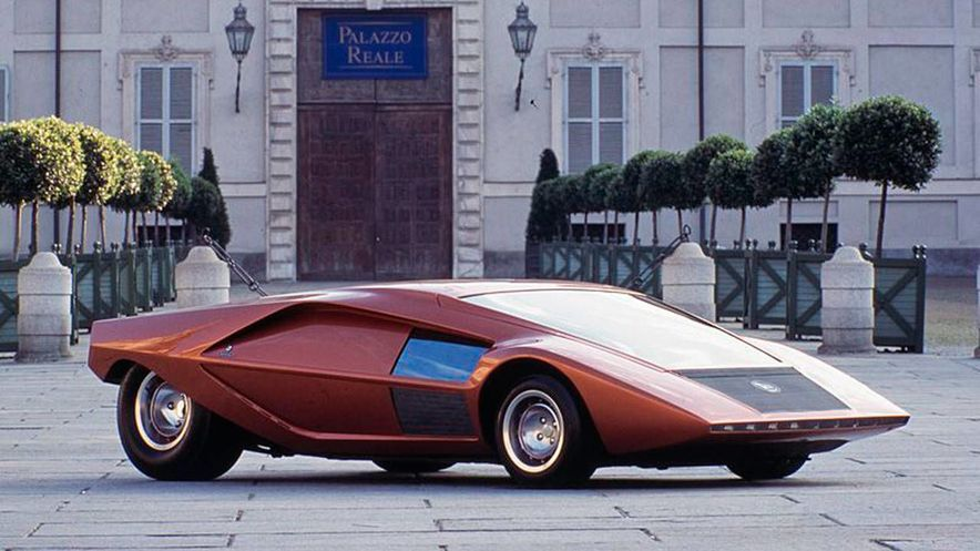 Doorstop Believin': 27 Incredible Concept Cars of the Wedge Era - Slide 15