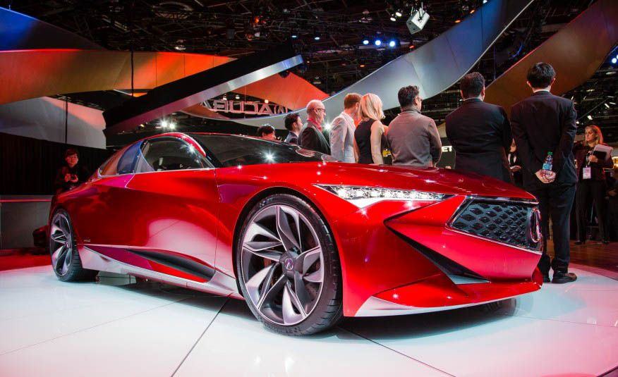 The 12 Cars You Must See from the 2016 Detroit Auto Show - Slide 2