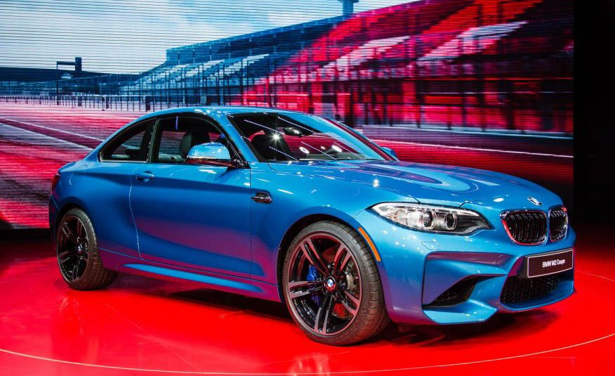 The 12 Cars You Must See from the 2016 Detroit Auto Show - Slide 4