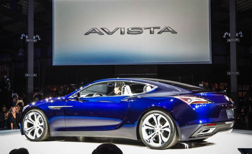 The 12 Cars You Must See from the 2016 Detroit Auto Show - Slide 7