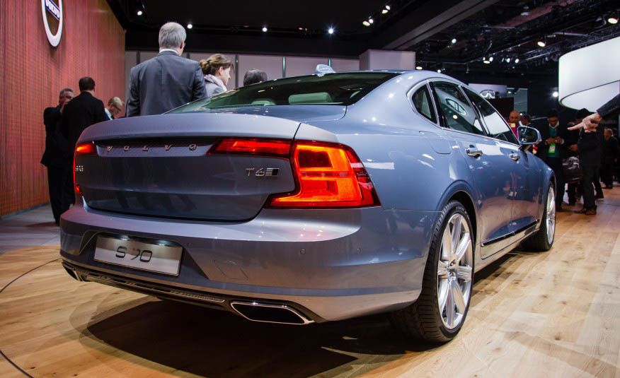 The 12 Cars You Must See from the 2016 Detroit Auto Show - Slide 25