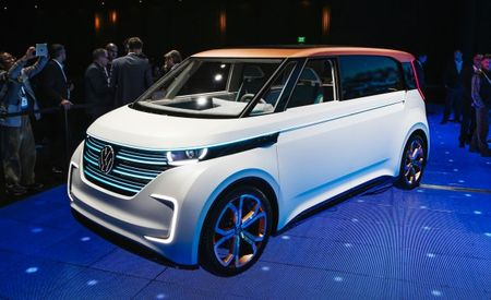 VW's Electric BUDD-e Concept—or Something Much Like It—Headed for Production